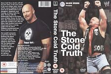 WWE Stone Cold Steve Austin The Stone Cold Truth DVD WWE Wrestling