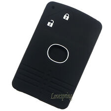 Rubber Remote Key Fob Cover Case Skin Shell for MAZDA 5 6 CX-7 CX-9 RX8 Card Key