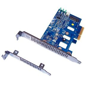 HP MS-4365 Z Turbo Drive G1 PCIe - M.2 SSD Adapter Card FH&LP Bracket 742006-002