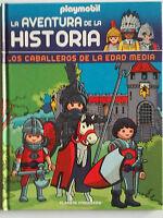Caballeros, Libro nº 18 de la coleccion, Playmobil La Aventura de la Historia