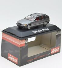 Schuco 04082 BMW 328i Touring in silbergrau, 1:43, OVP, 98/23