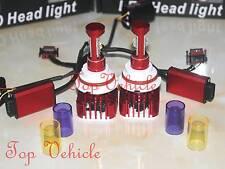 2017 9007 HB5 80W 8000LM CREE LED Head light Kit Hi / Low Beam 5K 6K 8K Bulbs