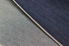 Denim Fabric wholesale Usa Mill 100% Cotton Red Selvage by yards