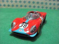 "FERRARI Dino 206 S 2000cc. Spyder  ""Monza 1966"" - 1/43 Art Model  035 - MIB"