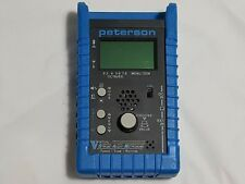 Peterson Virtual Strobe Audio Metronome V-SAM Tuner Tone Rhythm Module