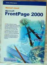 FRONTPAGE 2000 - MANUAL VISUAL - COLETTA WITHERSPOON - ED. BÉLENGUER 2000 - VER