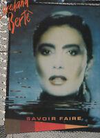 LOREDANA BERTE disco LP 33 giri STAMPA ITALIANA Savoir faire ENRICO RUGGERI