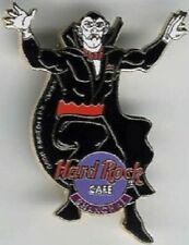 Hard Rock Cafe SHANGHAI 2000 HALLOWEEN PIN Dracula in Black Robe - HRC #8655