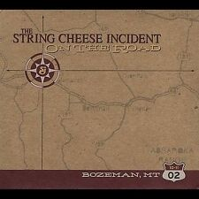 On the Road: 10-11-02 Bozeman, MT by The String Cheese Incident (CD)
