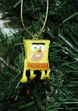 Spongebob Caveman Mini Christmas Ornament