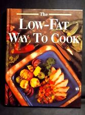 THE LOW-FAT WAY TO COOK TODAY'S GOURMET 1993 HARD COVER
