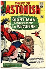 TALES TO ASTONISH #53-1964-GIANT-MAN-KIRBY--SILVER AGE-MARVEL-FN