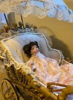 """""""Aaron"""" Baby Doll By Dianne Effner ~ Mint Condition ~ 11 Inches Tall (1991)"""