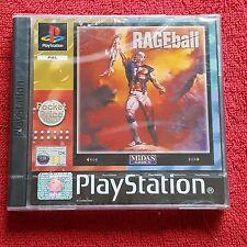 Rageball Nuevo Y Sellado Original Precio de Bolsillo Sony Playstation PS1 PS2 PAL