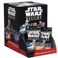 Star Wars Destiny Spirit of The Rebellion Single Booster