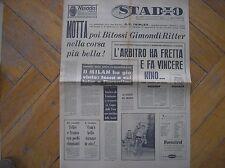 GIANNI MOTTA  VINCE GIRO DELL'EMILIA GP TRIPLEX STADIO 5/10/1969 CICLISMO