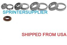 Sprinter Differential Bearing & Seal Master Kit for Mercedes Dodge 2007 - 2017