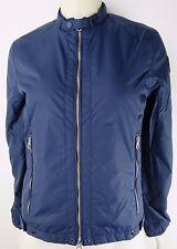REPLAY Damen Jacke - Gr. XS - Sale - Designer Übergangsjacke Modern blau