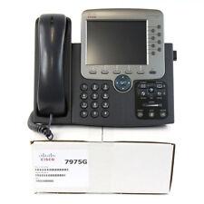 Cisco 7975G Unified IP Phone PoE (CP-7975G) - SIP - Bulk