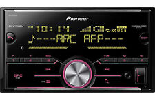 Pioneer MVH-X690BS RB Double DIN MP3/WMA Digital Media Player Bluetooth MIXTRAX