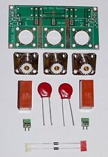 KIT 2:1 remote antenna switch KIT with 3pcs SO-239 flange mount connectors cheap