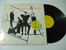 Spandau Ballet ‎– Through The Barricades-Disco 33 Giri LP Album Vinile 1986 Pop