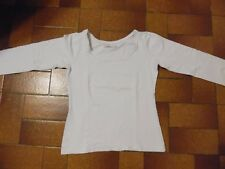 T-shirt fille - manches longues - taille S - Gémo