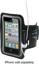 Rocketfish™ Mobile - Armband Case for Apple® iPhone® 5 and 5s - Black