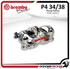 Pinza Radiale Brembo XA8D1E0 Ricavata CNC P4 34/38 INT 108mm SX Pistoni Titanio