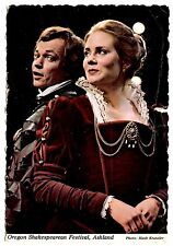 Oregon Shakespearean Festival Ashland Postcard Much Ado About Nothing Jean Smart