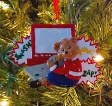 Video Game Player - Personalized Christmas Tree Ornaments