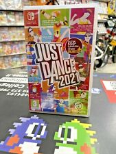 Just Dance 2021 Ita SWITCH NUOVO SIGILLATO