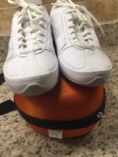 Nike Nfinity Phoenix Essential Size 7 Leather Cheer Dance Shoes Sneakers w/Bag