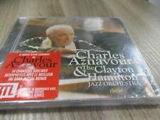 "CD NEUF ""CHARLES AZNAVOUR & THE CLAYTON HAMILTON JAZZ ORCHESTRA"""