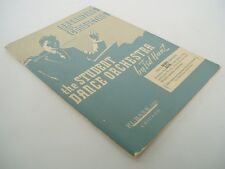 Organizing and conducting the student dance orchestra - Ted Hunt - 4 books
