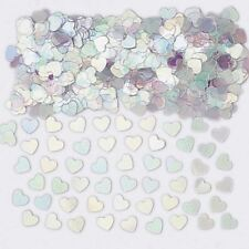 Amscan 9900859 14 G Funkeln Herzen metallischen Konfetti