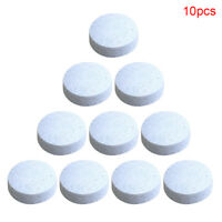 10pcs Convenient Car Care Window Glass Cleaning Concentrated Washer Wiper Solid