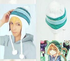 NEW Unisex Japanese Anime Noragami Yukine Cosplay Costume Hat Anime Cute