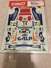STUDIO27 1/24 COROLLA WRC 'GALP' WRC '98 DECAL