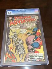 STRANGE ADVENTURES #144 CGC 3.5 OFF-WHITE PAGES! THE ONLY ATOMIC KNIGHTS COVER