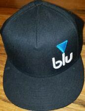 Official Blu electronic e cig Snapback Hat Vape Cap vaping smoking