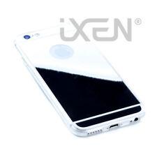 Étuis, housses et coques avec clip brillants en silicone, caoutchouc, gel pour téléphone mobile et assistant personnel (PDA)