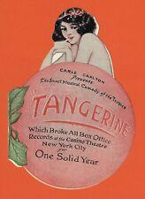 "Julia Sanderson ""TANGERINE"" Bowersock Opera House 1923 Lawrence, Kansas Herald"