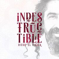 Indestructible - Diego El Cigala CD Sealed ! New !