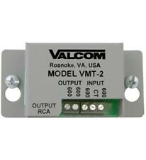 Valcom VMT-2 600 Ohm Isolation Transformer (vmt2)
