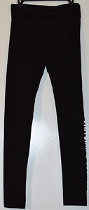 Victoria's Secret Fold Down Waist Legging Medium Long Legging