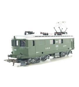 LIMA 208067 HO - SWISS SBB CFF GREEN LIVERY Re 4/4 ELECTRIC LOCOMOTIVE 10047