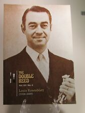 THE DOUBLE REED  Vol.32 No.4  2009