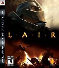 Lair [PlayStation 3 PS3, Exclusive Sony Game, Dragon Action] NEW