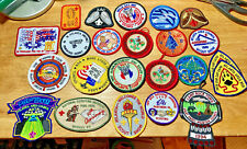 Boy Scout BSA Patch Patches --  Lot of 23